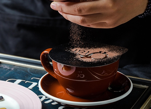 重庆咖啡培训