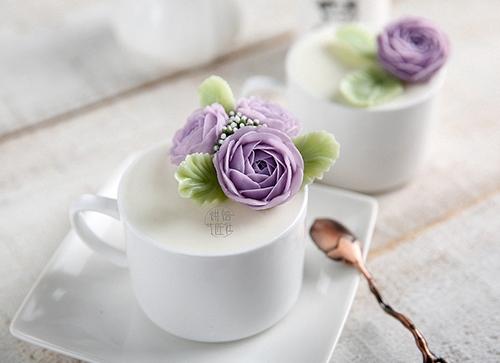 重庆韩式裱花蛋糕培训
