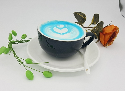 咖啡钩花培训